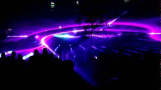 10 Jahre Laserfreak - Outdoor-Lasershow an der Universität Regensburg 2/1