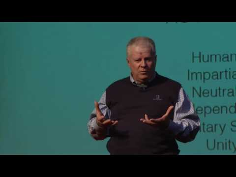 The Red Cross in the International Community | Jack McGuire | TEDxFranklin&MarshallCollege