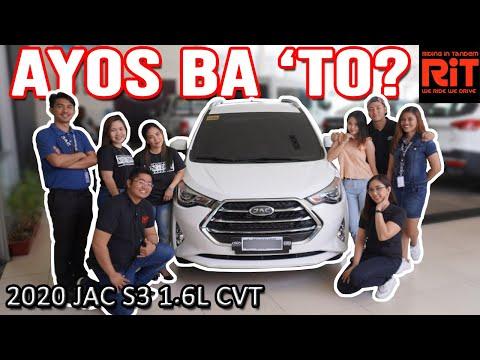 2020 JAC S3 1.6L CVT : Budget SUV Philippines