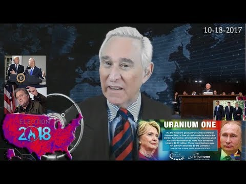 Roger Stone Discusses GOP Under Trump, Steve Bannon vs Mitch McConnell, AG Jeff Sessions