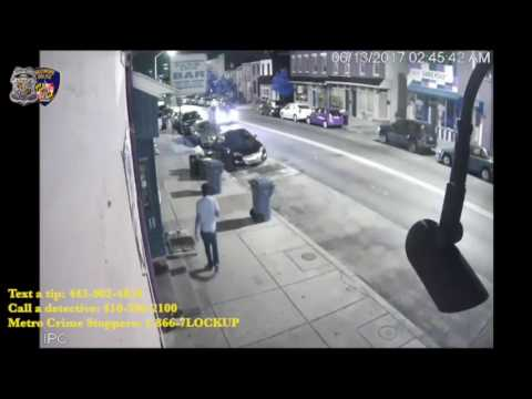 Police: Video shows person of interest in bartender's killing