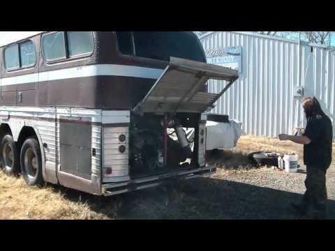 Scenicruiser pd4501-855 moves to Alabama 2011