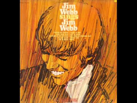 "Jimmy Webb ""Crying In My Sleep"""