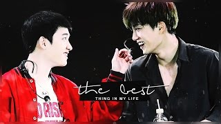 kaisoo » best thing in my life