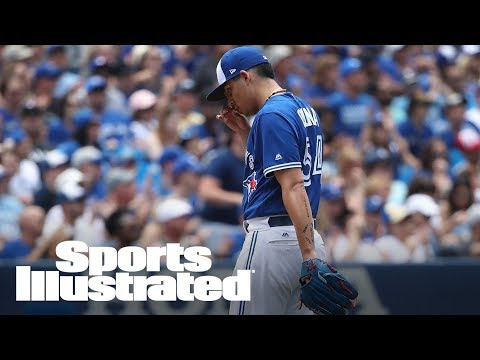 Blue Jays Reliever Roberto Osuna Arrested, Charged With Assault | SI Wire | Sports Illustrated