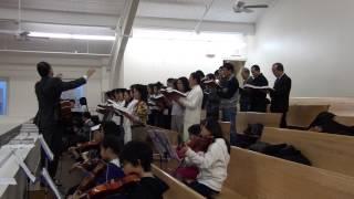Lời Cầu Nửa Đêm - Ca Đoàn Chân Phước Gioan Phaolo II 20130106