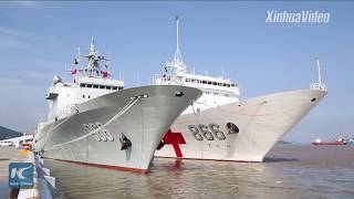 Over 10 countries to send vessels to naval parade marking Chinese navy anniversary