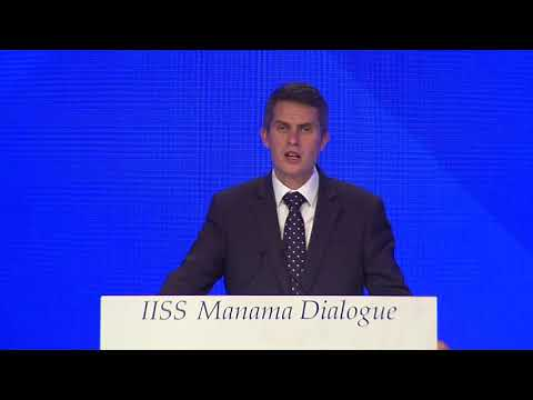 Gavin Williamson on responses to extremism