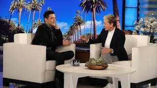 Showbiz: Celebrities | 'Bohemian Rhapsody' star Rami Malek