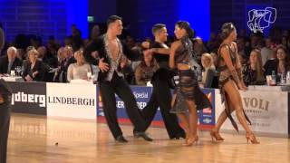 LAT Semi-Final Reel | 2016 European 10D | DanceSport Total