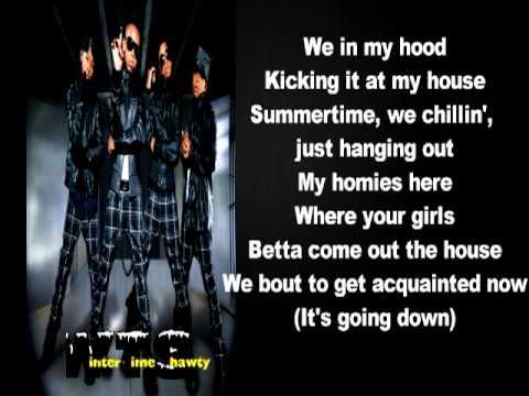 Hook It Up Lyrics - Mindless Behavior
