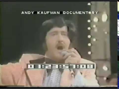 Tony Clifton aka Andy Kaufman on Dinah! (Dinah & Friends) 1979