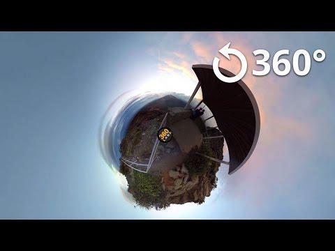 Haleakala National Park Sunrise Time-Lapse 360 Video