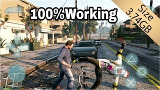 How to download and install gta v apk data 100% working