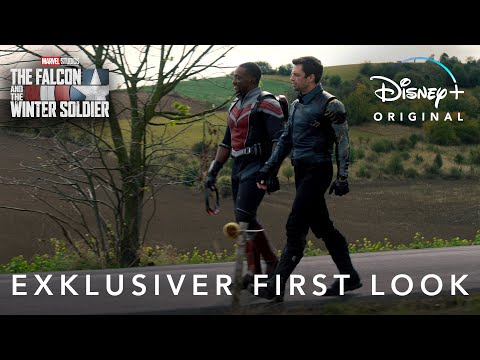 Marvel Studios' The Falcon and the Winter Soldier - Exklusiver First Look | Disney+