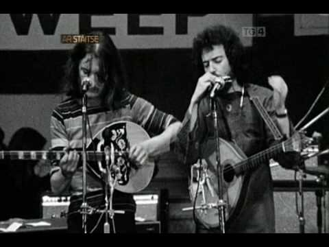 When first unto this country....  - Planxty  1973