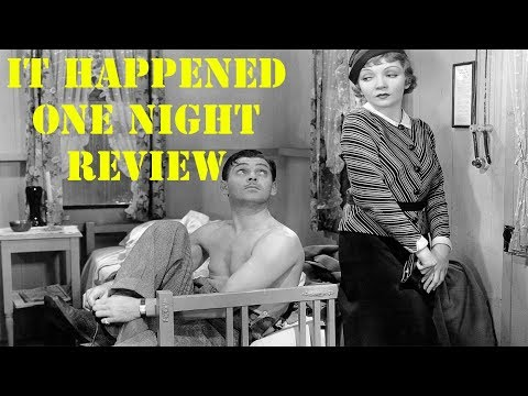 Flashback Fridays It Happened One Night Review