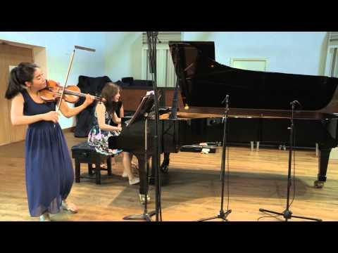 Beethoven: Sonata No. 8 in G major; movement 3, Allegro vivace