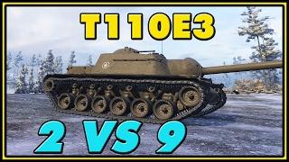 World of Tanks | T110E3 - 7 Kills - 8.1K Damage