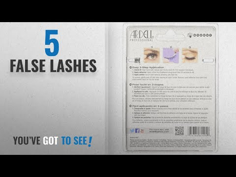 Top 10 False Lashes [2018]: Ardell Professional Demi Wispies Natural Multipack (4 Pairs Of Lashes)