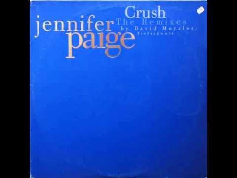Клип Jennifer Paige - Crush (David Morales Radio Alt Intro)
