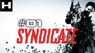 Syndicate (2012) Walkthrough Part 01 [PC]