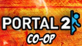 Portal 2_ Co-Op Campaign with Mark - Part 2