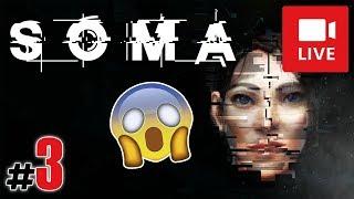 """[Archiwum] Live - SOMA! (1) - [3/3] - """"Robot który jest człowiekiem?"""""""