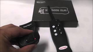 Dogwidgets Dw-1 Rechargeable Remote 2 Dog Training Collar With Individual Vibration For Each Dog