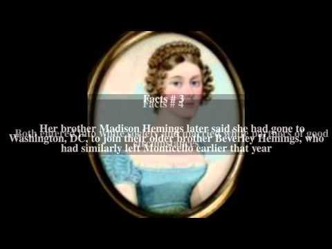 Harriet Hemings Top # 7 Facts