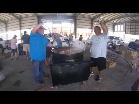 2016 LOUISIANA FEED COOKING IN PORT ARTHUR