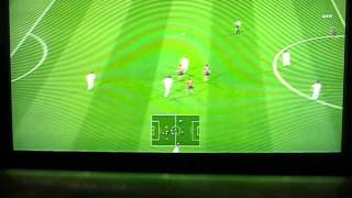 Pro Evolution Soccer 2014:Real Madrid vs FC Barcelona.
