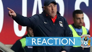 Russell Slade   Wycombe Reaction