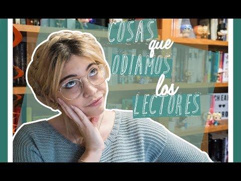 COSAS QUE ODIAN (odiamos) LOS LECTORES || Bicheando Libros