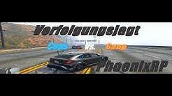 [PhoenixRp] Verfolgungsjagt - Cops Vs Gang - GTA 5 Roleplay