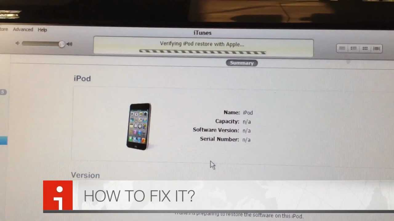 How to FIX error 21 on iPhone  iTouch  YouTube