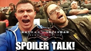 Going To See BATMAN V SUPERMAN: Dawn of Justice - SPOILER Talk!
