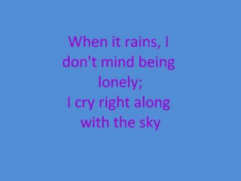 When It Rains by: Eli Young Band WITH LYRICS!