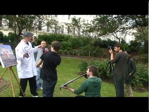 Behind the Scenes of Tricky Micky's Flat Out Music Video Day One