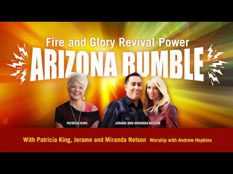 AZ Rumble with Patricia King and Jerame Nelson - Night Two