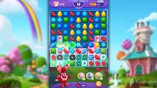 Candy Crush Friends Saga Level 334 - NO BOOSTERS