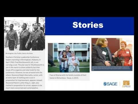 The Power of Stories: Engaging your American Government Students