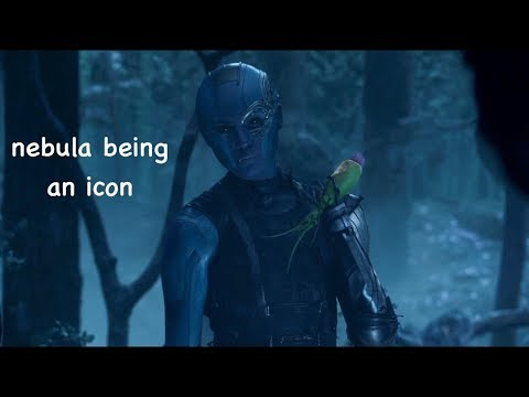 nebula being an icon for 2 minutes straight