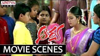 Aarya Movie Climax Scene - Aarya Movie - Allu Arjun, Anuradha Mehta