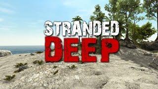 Stranded Deep - Начало игры