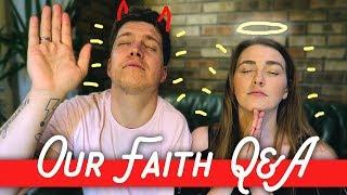 OUR FAITH Q&A   |   LGBTQ, CHURCH & SEX BEFORE MARRIAGE