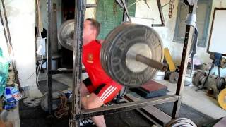 Norik Vardanian: Training at the House of Biceps