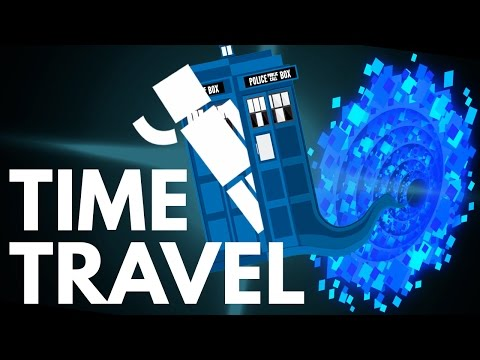 Thumbnail: Why Don't Time Machines Exist Already?