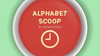 Alphabet Scoop 068: Nest Mini, Android gets a new name and logo, Google Stadia