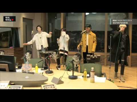 WINNER - REALLY REALLY Live at Jung Yumi's FM Radio❤